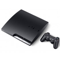 Sony PlayStation 3 CECH-2008b [Black, 250 Gb]